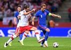 Inglaterra cede empate no fim para Polônia e perde o 100% nas Eliminatórias - Michael Regan/Getty Images