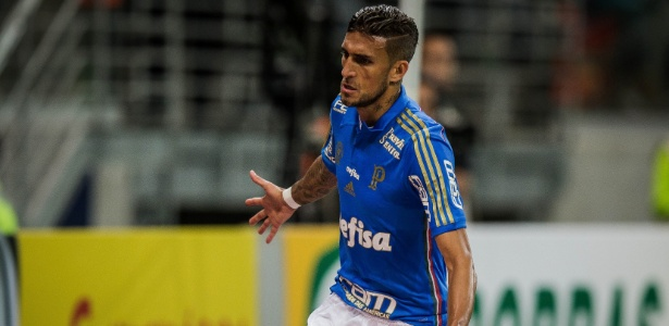 Rafael Marques entrou em campo 56 vezes em 2015, com 15 gols marcados