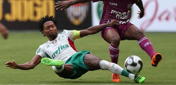Palmeiras perdeu para a Ferroviária no domingo, no 10º revés do time no Allianz Parque