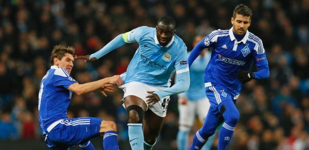 Yaya Touré não deve permanecer no Manchester City para a próxima temporada