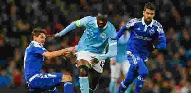 Touré, do City - Jason Cairnduff / REUTERS - Jason Cairnduff / REUTERS