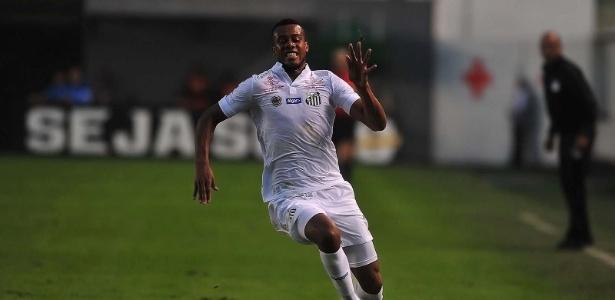 Jonathan Copete, atacante do Santos