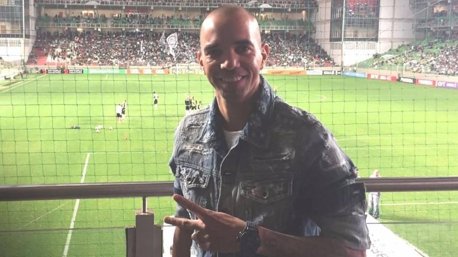Atlético-MG quitou débito referente à compra de Diego Tardelli em 2013 - Divulgação/Atlético-MG