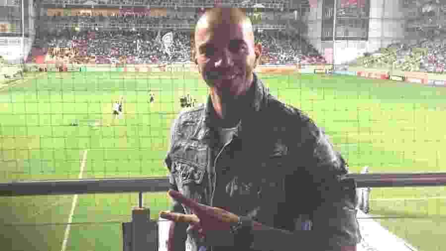 Diego Tardelli defendeu o Atlético-MG em duas oportunidades. Mas não deve voltar em 2020 - Divulgação/Atlético-MG