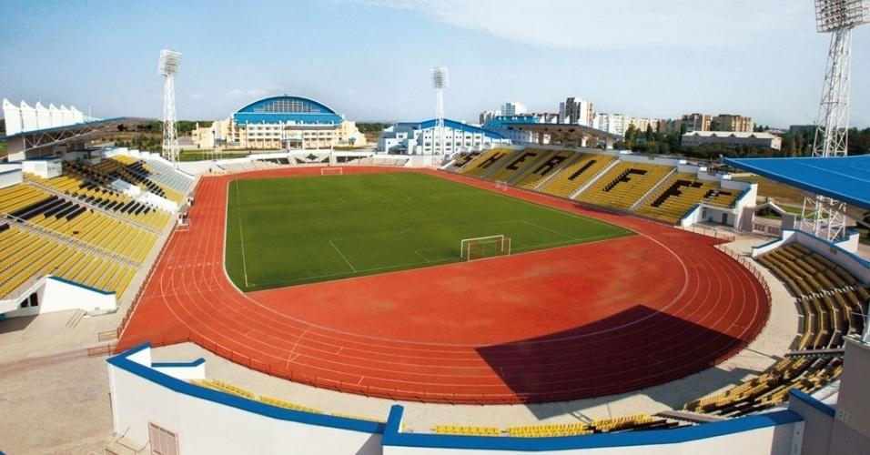 O estádio dois é também olímpico e recebe eventos não relacionado ao futebol