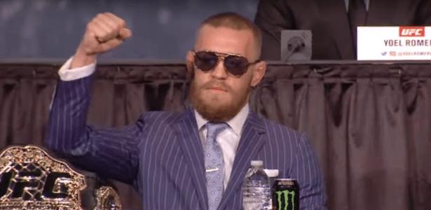 McGregor vai enfrentar Alvarez pelos pesos leves - Reprodução / Youtube