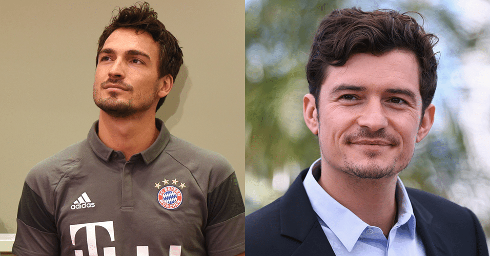 MATS HUMMELS - Orlando Bloom