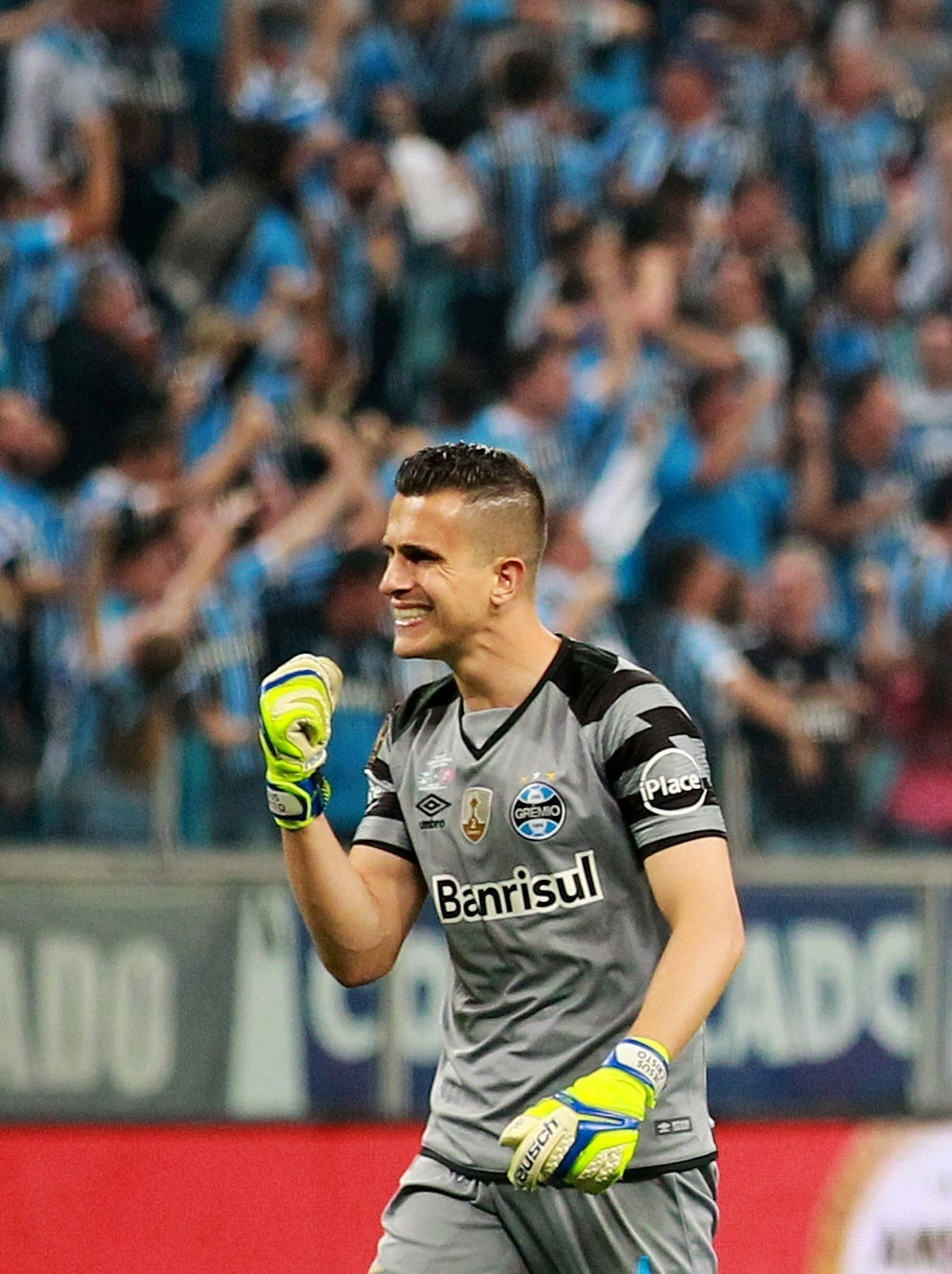 b792e14a11 Grêmio aceita proposta e acerta venda de Marcelo Grohe para o Al-Ittihad -  27 12 2018 - UOL Esporte