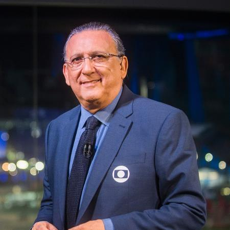 Galvão Bueno - Globo/João Miguel Júnior