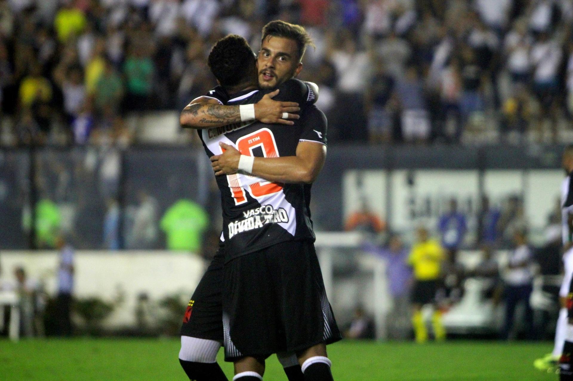 Vasco vira contra o América-MG a14622298f2e2