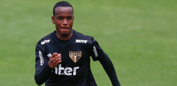 Meia-atacante Helinho ainda não estreou pelo profissional, assim como Antony e Igor Gomes - Marcello Zambrana/AGIF