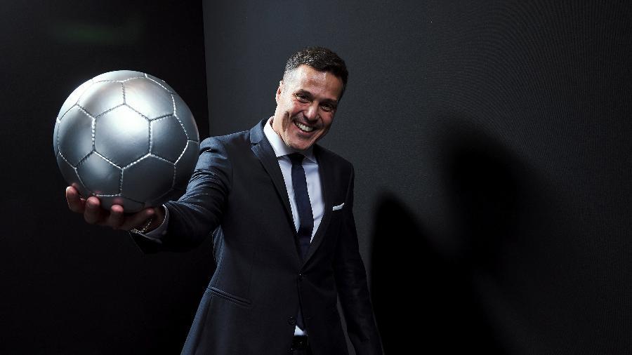 O ex-goleiro Júlio César  - Michael Regan/Fifa/Getty Images