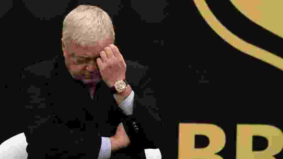 Ricardo Teixeira, ex-presidente da CBF, deixou a entidade em 2012 - REUTERS/Nacho Doce