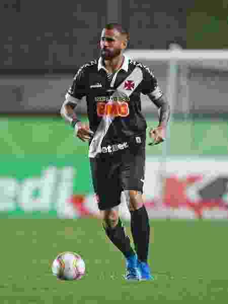 Zagueiro Leandro Castan tem exercido a função de capitão além das quatro linhas no Vasco da Gama - Rafael Ribeiro / Vasco
