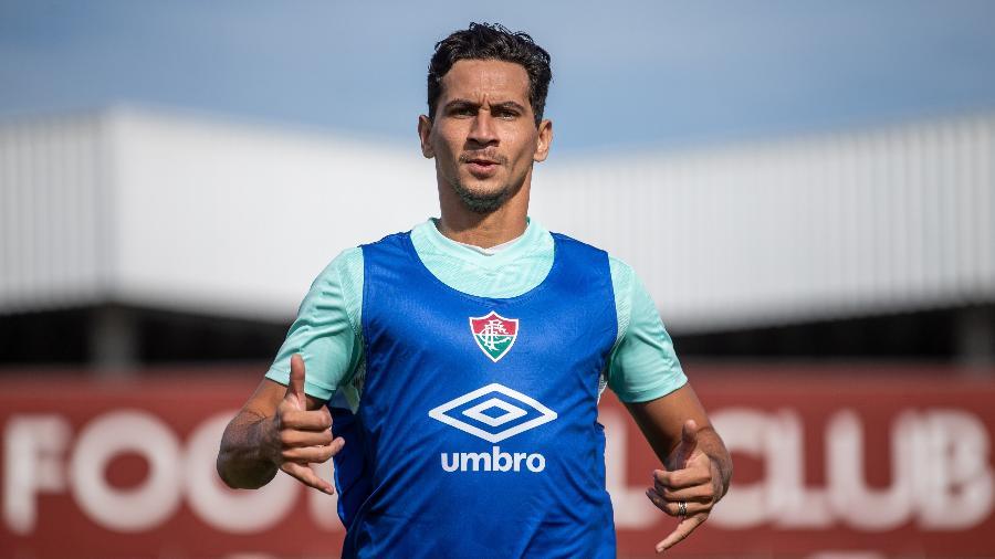 Paulo Henrique Ganso voltará ao time titular do Fluminense contra a Portuguesa - Lucas Merçon/Fluminense FC