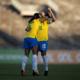 Marta faz golaço de falta em amistoso contra a Argentina; veja - Lucas Figueiredo/CBF