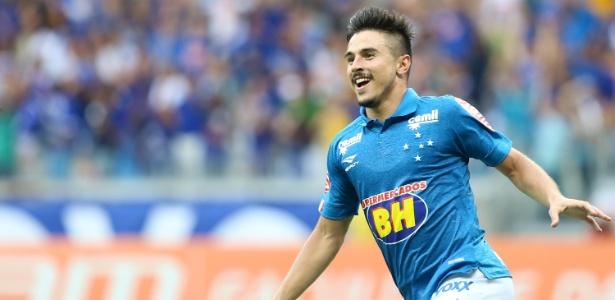 Atacante Willian voltou a figurar entre os relacionados para jogo do Cruzeiro