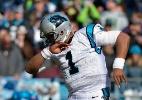 """Astro da NFL solta frase machista a repórter, e assunto """"bomba"""" no Twitter - Grant Halverson/Getty Images"""