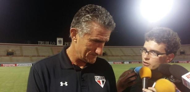 São Paulo é o primeiro brasileiro a entrar em campo na Libertadores