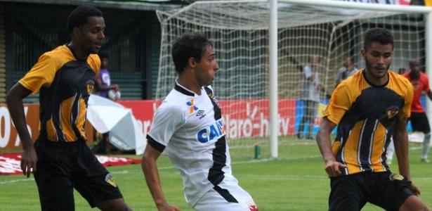 Equipe do Tigres enfrentou o Vasco no último fim de semana, antes de ser punida - Paulo Fernandes/Vasco.com.br