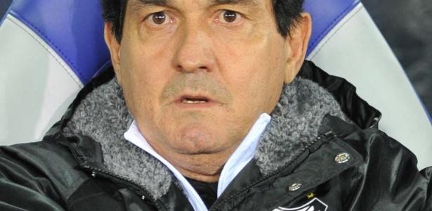 Muricy Ramalho foi campeão da Copa Libertadores da América de 2011 pelo Santos