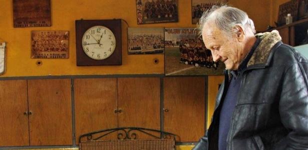 Néstor Gonçalves tinha 80 anos e defendeu o Peñarol na década de 1960 - Peñarol/Divulgação