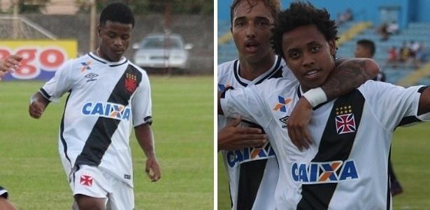 Camisas diferentes do Vasco durante jogo contra Rio Branco (ES) pela Copinha