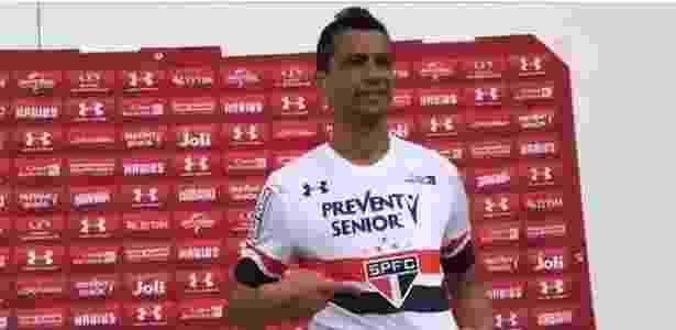 Cícero voltou ao São Paulo e já jogou na Flórida Cup - Reprodução - Reprodução