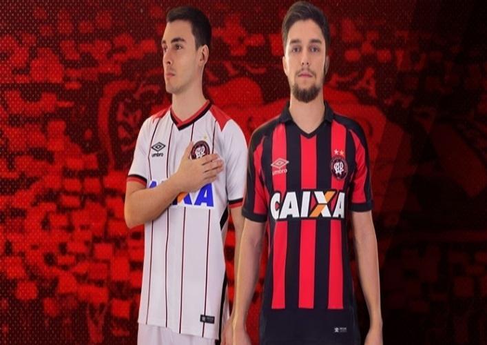 Uniforme do Atlético-PR