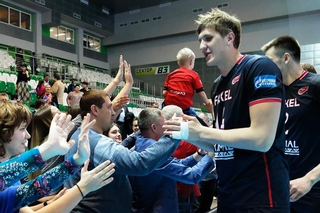 Aleksandr Kimerov, jogador de vôlei russo