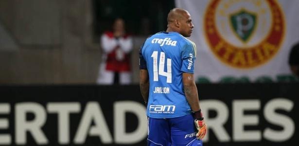Lesão rara em Jaílson faz Palmeiras ouvir médico da NFL. Retorno é incerto be342958da388