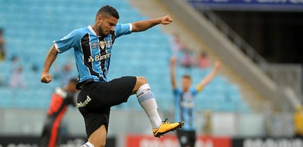Dionathã está no Grêmio desde os 15 anos e será cedido para ganhar experiência