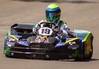 No kart, Felipe Massa larga em 3º na primeira prova após deixar a Fórmula 1 - Fabricio Vasconcelos/RF1