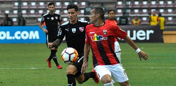 Na estreia, o Deportivo Lara conseguiu desbancar o multicampeão Independiente