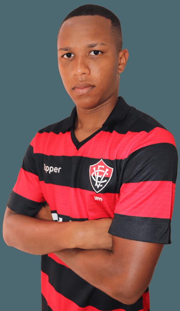 Leonardo Xavier da Silva, zagueiro do Vitória