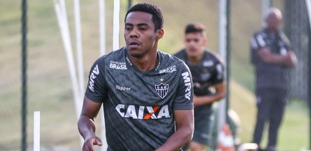 Elias segue treinando no Atlético-MG, mas vê clima ruim com o presidente do clube - Bruno Cantini/Divulgação/Atlético-MG