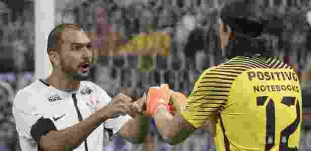 Destaques do 2018 do Corinthians, Danilo e Cássio foram líderes do elenco - Daniel Augusto Jr/Ag. Corinthians