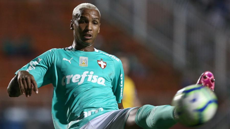 Deyverson está mantido como titular do Palmeiras - Marcello Zambrana/AGIF