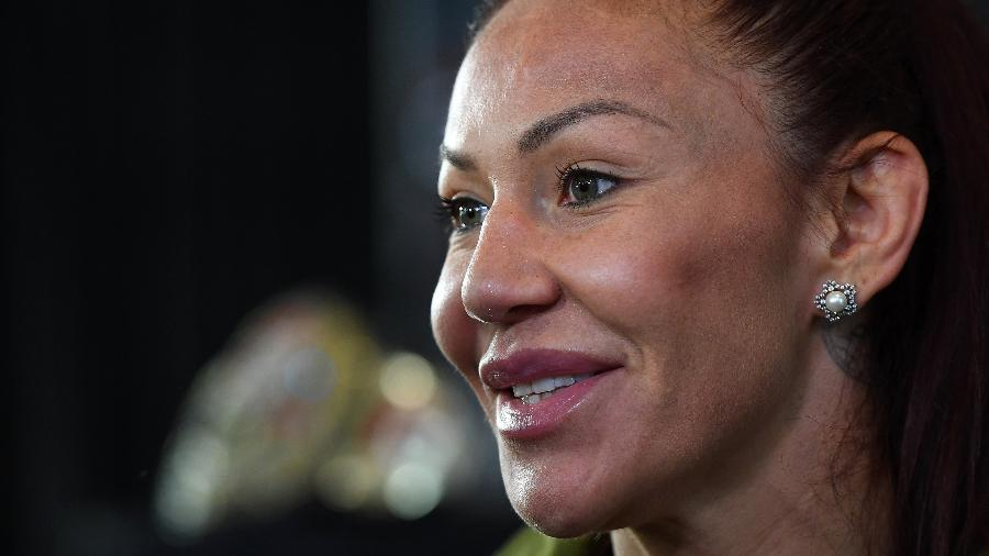 Cris Cyborg no Bellator - Jayne Kamin-Oncea/Getty Images