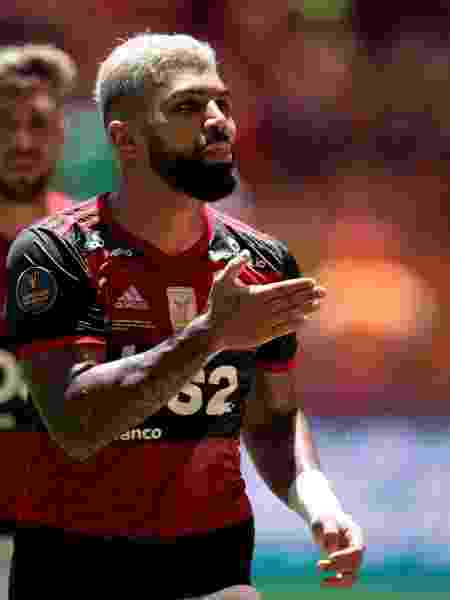 Flamengo em nova decisão de troféu é um dos destaques do futebol no sábado de Carnaval - UESLEI MARCELINO/REUTERS