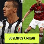 Futebol Muleke - Juventus x Milan 6 - Arte/UOL