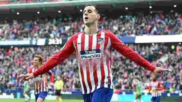 Nikola Kalinic (Atlético de Madri) - Getty Images - Getty Images