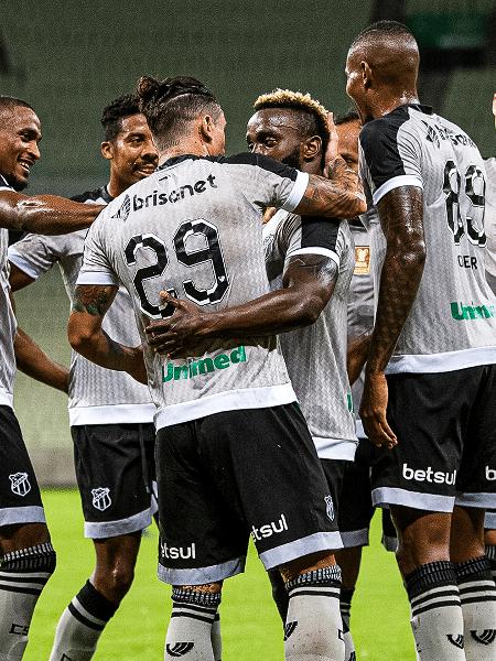 Ceará busca segunda vitória na Copa Sul-Americana - Felipe Santos/cearasc.com