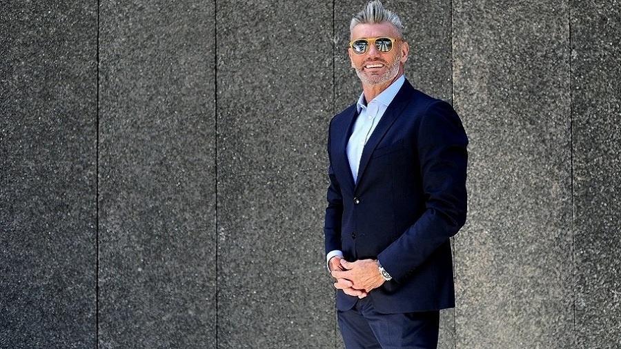 Ex-goleiro Goycochea, da seleção argentina, River e Inter de Porto Alegre - Reprodução Viva