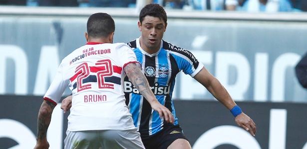 Grêmio e São Paulo podem fazem confronto brasileiro nas oitavas da Libertadores - Divulgação/Grêmio