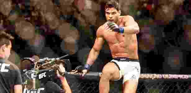 Wander Roberto/UFC