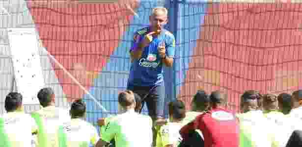 Carlos Amadeu é treinador da seleção brasileira sub-17 - Rafael Ribeiro/CBF