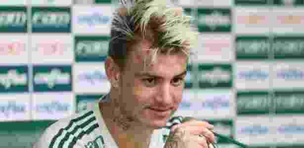 Róger Guedes só quer a presença do palmeirense, independente do estádio - Cesar Greco/Ag. Palmeiras