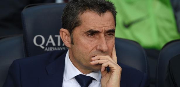 Ernesto Valverde deve ser o novo técnico do Barcelona