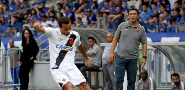 Nenê e Zé Ricardo, quando defendiam o Vasco da Gama, na última temporada - Carlos Gregório Júnior / Flickr do Vasco